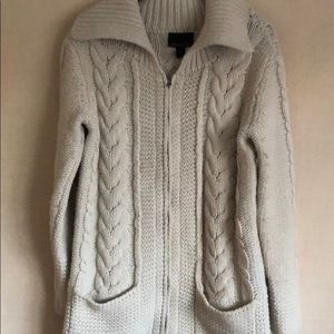 Cynthia Rowley long cardigan